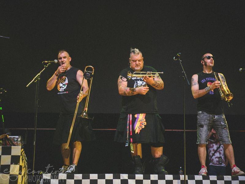 27 giugno 2019 - Carroponte - Sesto San Giovanni (Mi) - Ska-P in concerto