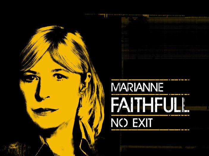 """Marianne Faithfull - la recensione di """"NO EXIT"""""""