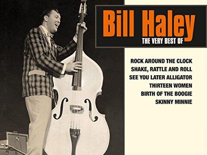 Bill Haley: negli anni cinquanta nasce il rock'n'roll