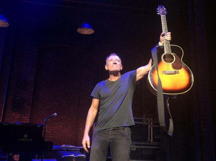Bruce Springsteen, Broadway e il rock: la storia di uno spettacolo da record