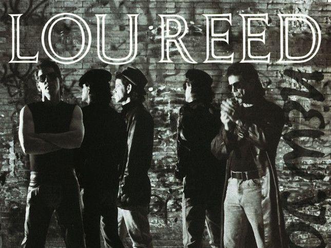 "Guitars & the city: la ""New York"" di Lou Reed"