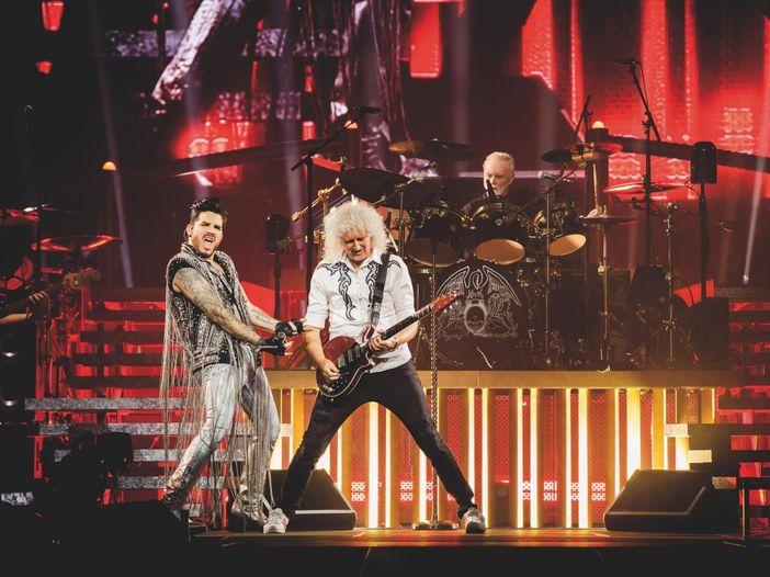 Queen + Adam Lambert, spostato al 2022 l'unico concerto italiano del tour