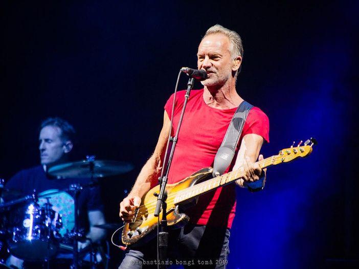 """Sting, ascolta il nuovo singolo """"If It's love"""""""