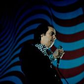 7 agosto 2013 - Sziget Festival - Budapest - Nick Cave in concerto