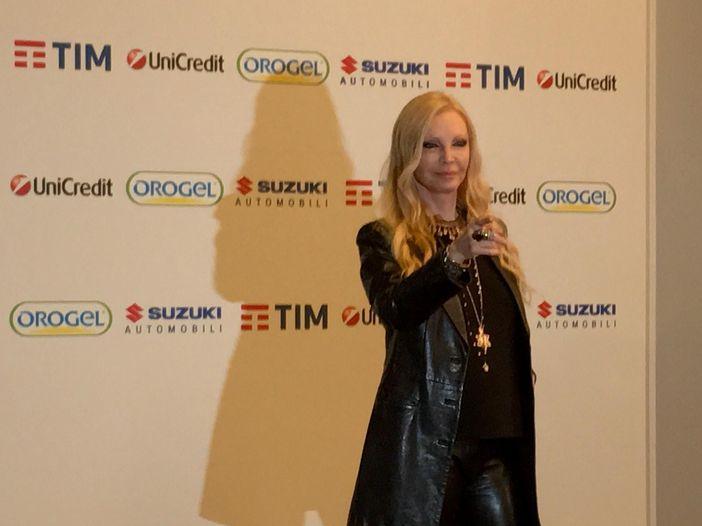 """Sanremo 2016: Patty Pravo in sala stampa: """"Non ho voluto essere ospite, ho preferito essere in gara"""""""
