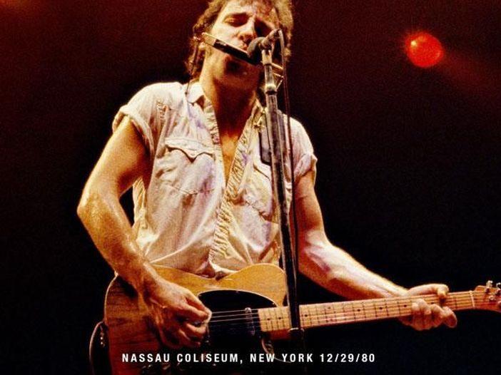 Bruce Springsteen, pubblicati ufficialmente due leggendari concerti del 1980