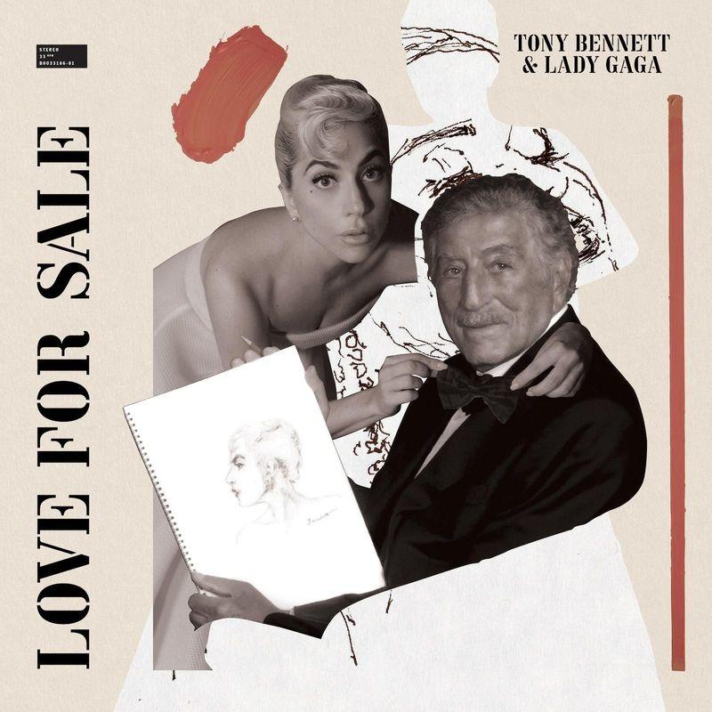 Lady Gaga annuncia il nuovo album collaborativo con Tony Bennett