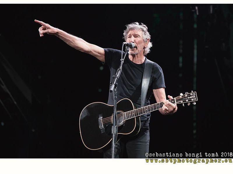 11 luglio 2018 - Lucca Summer Festival - Roger Waters in concerto