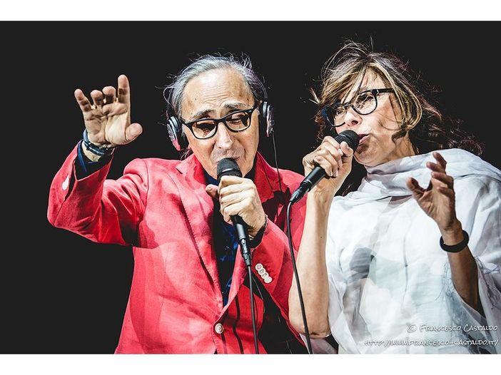 Alice torna in tour cantando Battiato: le date dei concerti