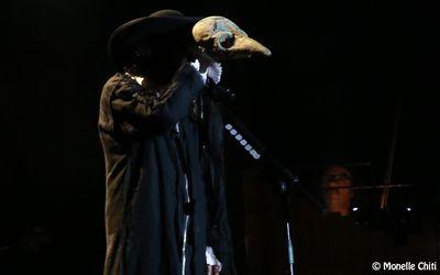 25 ottobre 2019 - Teatro Creberg - Bergamo - Vinicio Capossela in concerto
