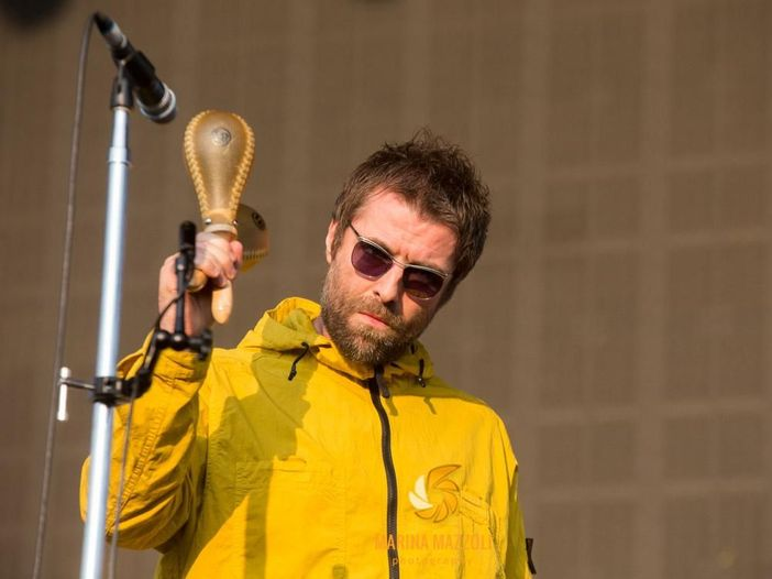 "Liam Gallagher: il nuovo album è ""Why me? Why Not."""