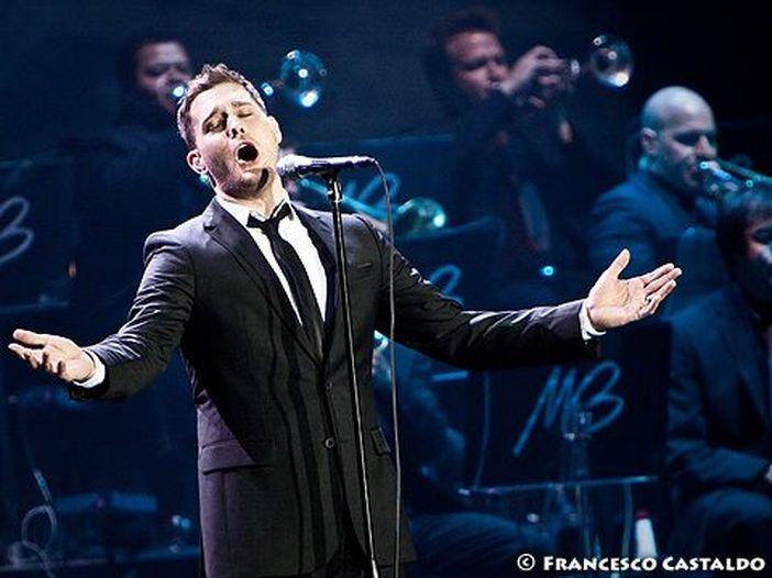 Michael Bublé, dal 16 novembre il nuovo album 'Love' - ASCOLTA