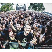 4 luglio 2016 - Mercati Generali - Milano - Carcass in concerto