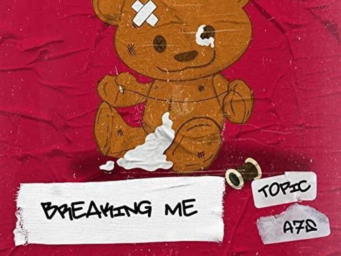 Chi è Topic: è sua la canzone 'Breaking me' con A7S