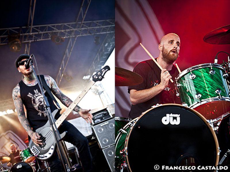 14 agosto 2012 - Carroponte - Sesto San Giovanni (Mi) - MxPx in concerto