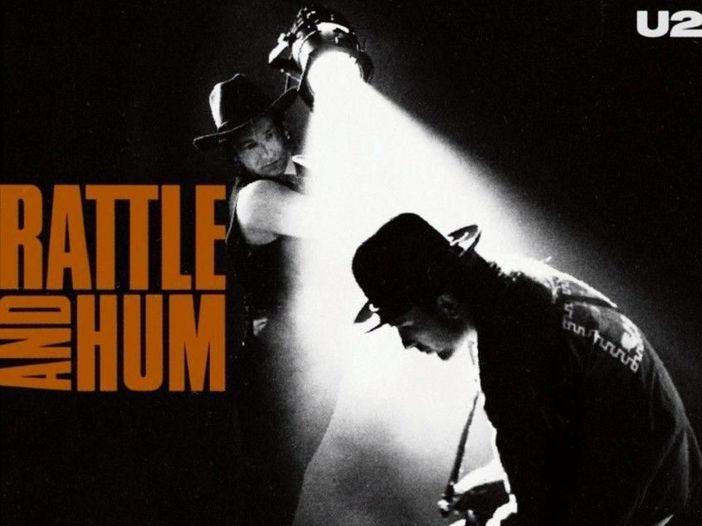 """Gli U2 e il film-concerto che provò a cambiare le regole: """"Rattle and hum"""""""