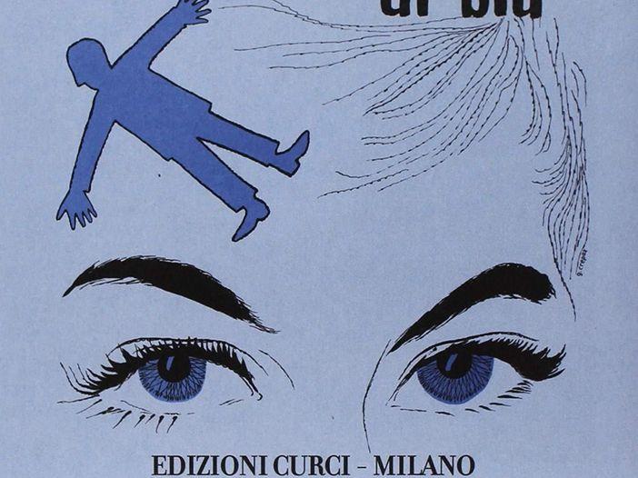 """Domenico Modugno, la storia di """"Nel blu dipinto di blu"""""""