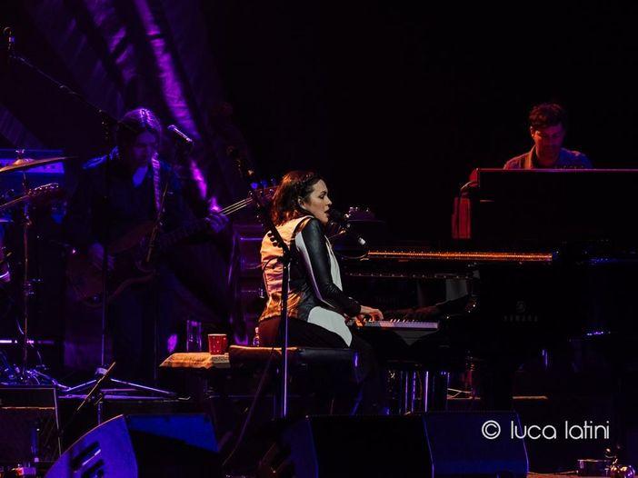 Norah Jones in concerto a Milano: la recensione