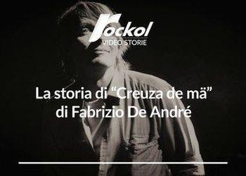 """La storia di """"Creuza de mä"""" di Fabrizio de André"""