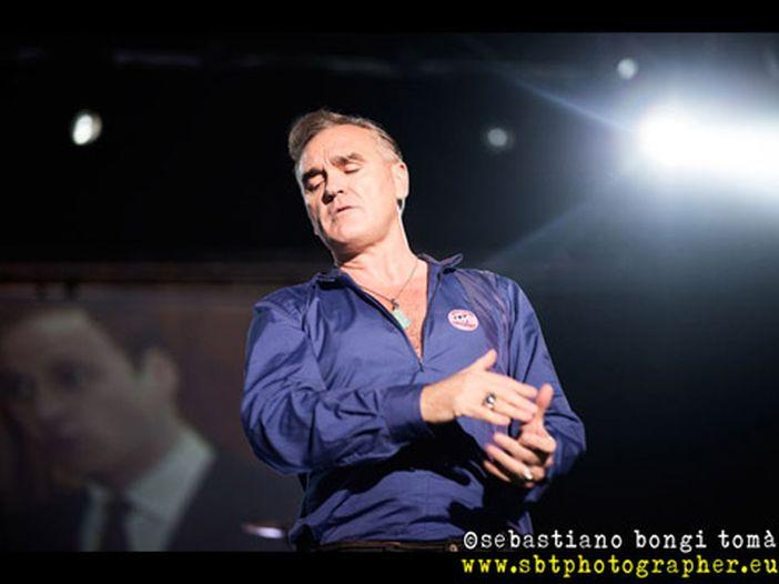 Morrissey: ascolta il nuovo singolo 'I Wish You Lonely'