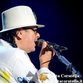 27 luglio 2013 - Foro Italico - Roma - Carlos Santana in concerto