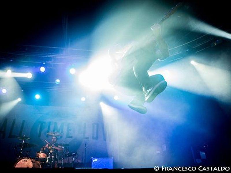 9 marzo 2015 - Fabrique - Milano - All Time Low in concerto