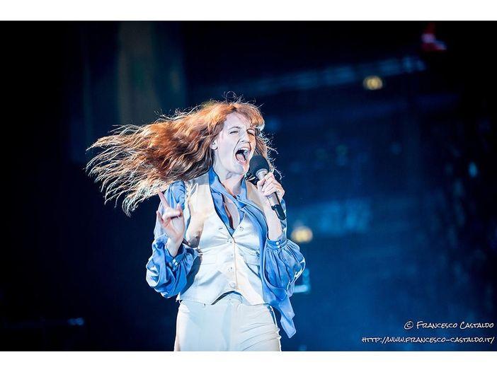Florence and the Machine: ascolta qui la cover di 'Stand by me' (Ben E. King)