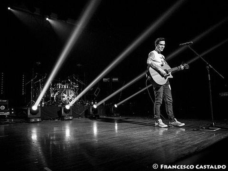21 novembre 2013 - Alcatraz - Milano - Matt Owl in concerto