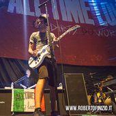 6 giugno 2013 - Unipol Arena - Casalecchio di Reno (Bo) - All Time Low in concerto