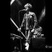 17 luglio 2014 - Hydrogen Festival - Villa Contarini - Piazzola sul Brenta (Pd) - Paolo Nutini in concerto