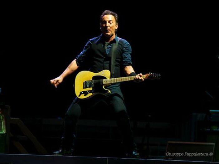 Springsteen: guarda il video di 'Just like fire would' con Tom Morello