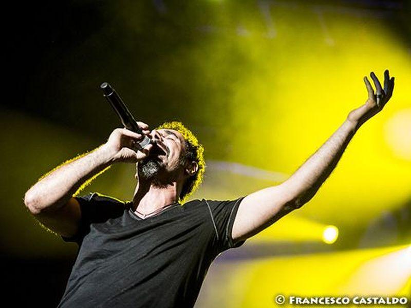 System Of A Down, Serj Tankian: 'Ecco perché non facciamo più dischi'
