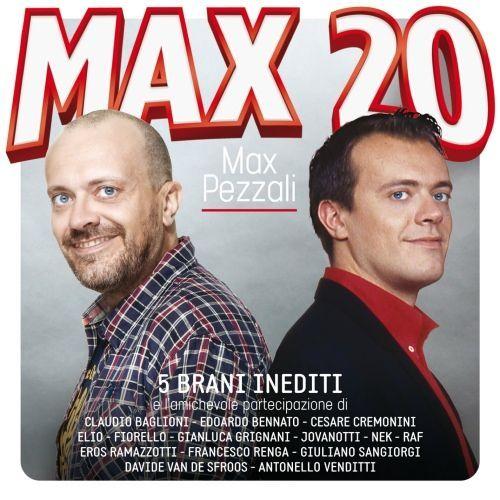 Max Pezzali/MAX 20