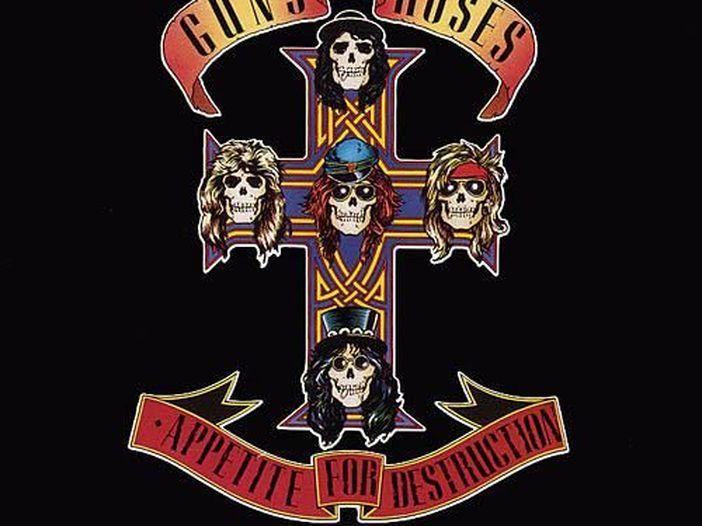 "Guns N' Roses, ecco la clip dimenticata del 1989 di ""It's so easy"" - VIDEO"