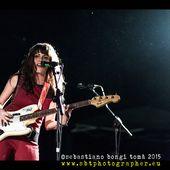 4 giugno 2015 - Anfiteatro delle Cascine - Firenze - Last Internationale in concerto