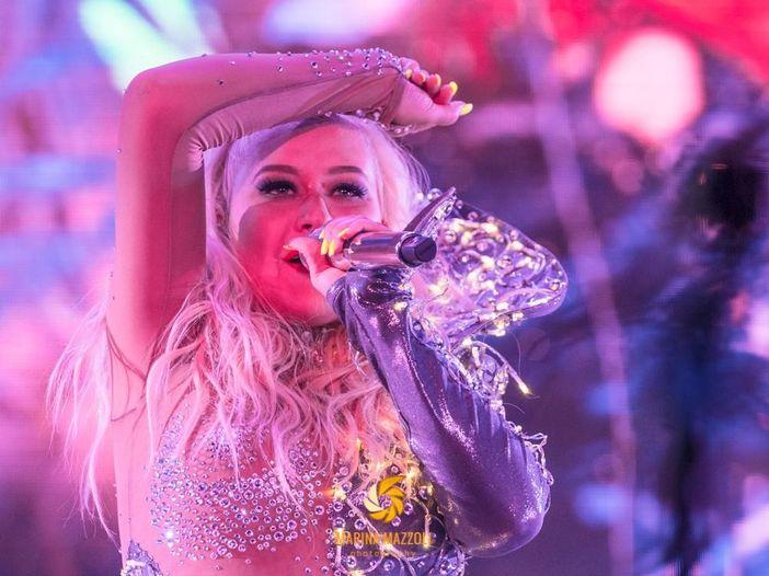 """Christina Aguilera parla di Demi Lovato, Kanye West e del nuovo album """"Liberation"""""""
