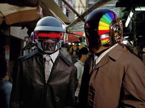 Daft Punk: new album in May