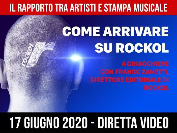 """""""Come arrivare su Rockol"""": parla Franco Zanetti"""