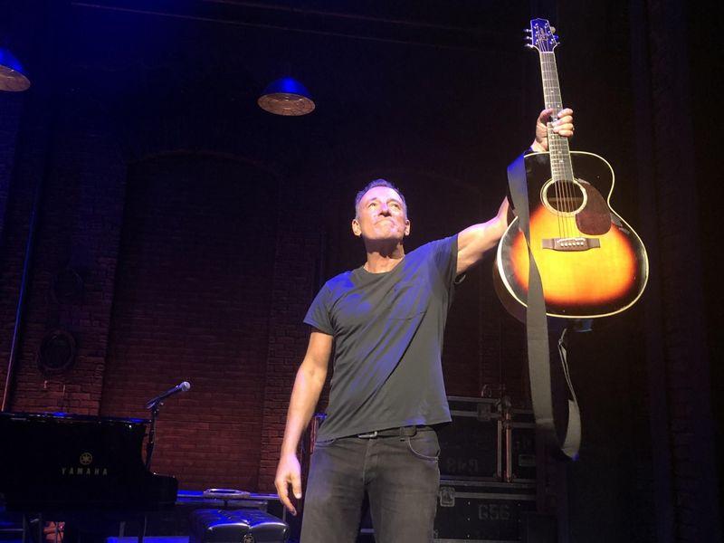 Quello che sappiamo su Bruce Springsteen: Broadway, gli archivi, il tour nel 2022