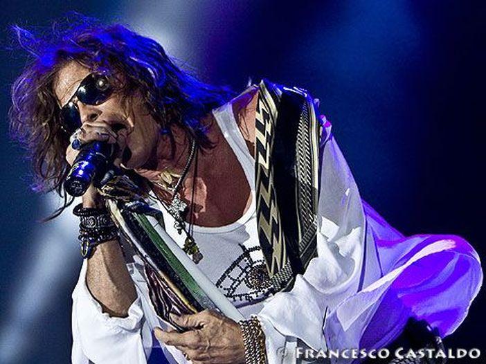 Steven Tyler (Aerosmith): ecco il brano 'Skin city' per 'Sin City 2' - ASCOLTA