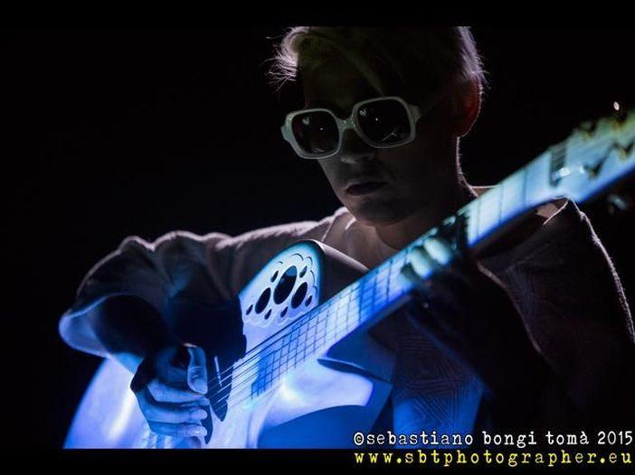 Kaki King: il nuovo album è 'Glow', in uscita ad ottobre