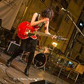 7 giugno 2013 - Lilith Festival - Piazza De Ferrari - Genova - Cristina Donà in concerto