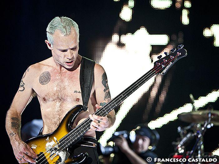 Red Hot Chili Peppers: il primo concerto dopo il ritorno di John Frusciante. Video