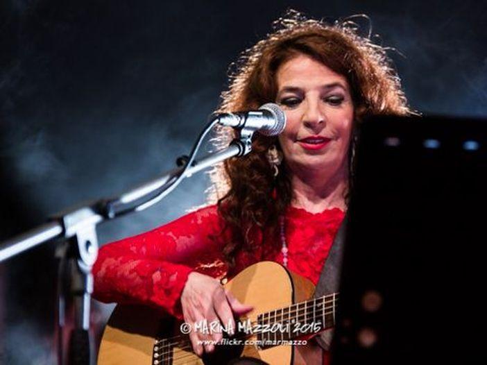 Teresa De Sio: un disco di cover e un tour dedicati a Pino Daniele