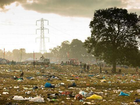 Rock e ambiente, il caso Glastonbury: può un festival essere eco-compatibile?