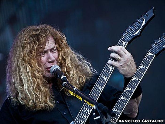 """Megadeth: un video in realtà virtuale sul set dei clip girati per """"Dystopia"""" - GUARDA"""