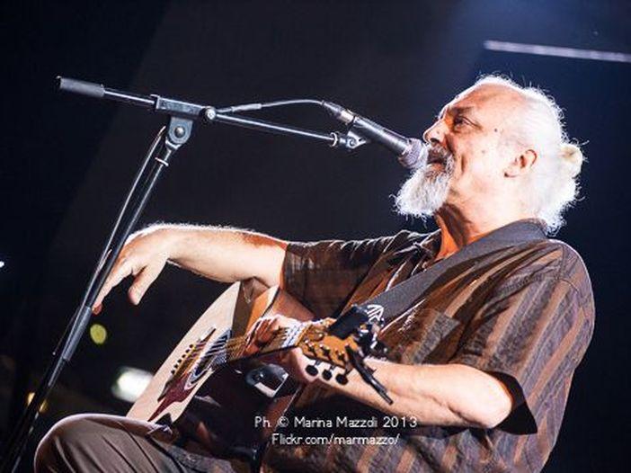 Eugenio Finardi: arriva 'Arcu 'e chelu', compilation benefica per la Sardegna