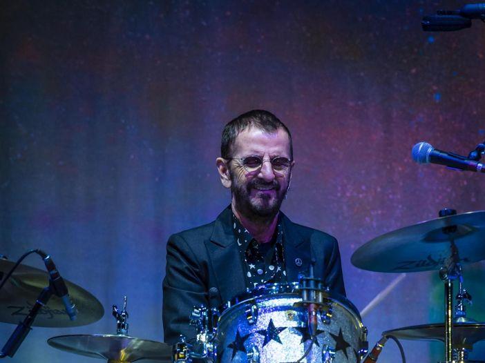 Tutti i successi di Ringo Starr in un nuovo DVD