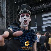 19 giugno 2018 - Ippodromo del Galoppo - Milano - Marilyn Manson in concerto
