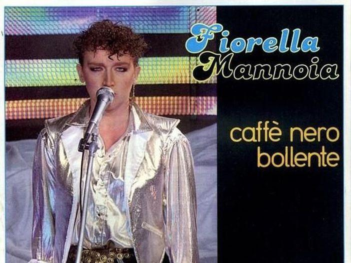 """Fiorella Mannoia, la storia di """"Caffè nero bollente"""""""